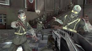 Scavenger Zombies on the Hunt